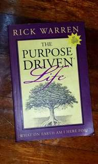 Book Sale! The Purpose Driven Life