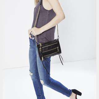 Rebecca Minkoff Mini 5 Zip