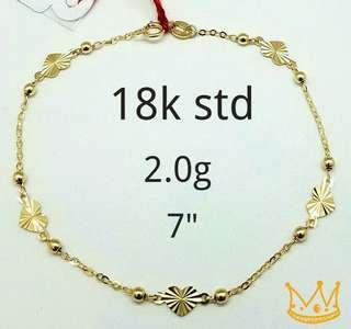 SAUDI GOLD 18K