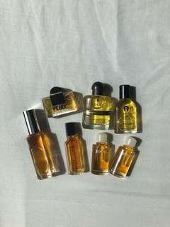 High-end Perfume Minis