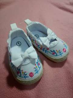 Baby Espadrille Shoes