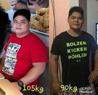 Mabisang Weight loss