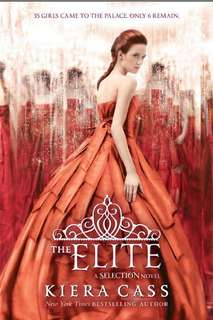 The Elite(The Selection) by Kiera Cass