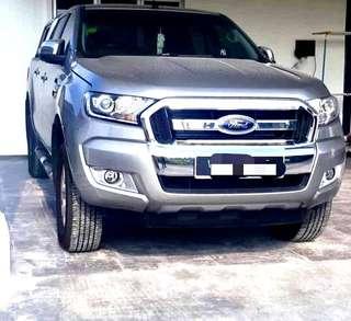 Ford Ranger SAMBUNG BAYAR