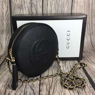 Gucci Soho Round Disco Bag
