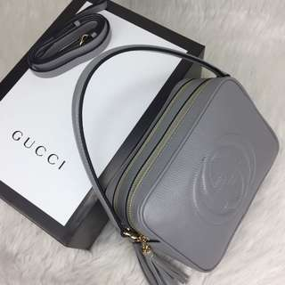 Gucci Soho Disco Bag Classic Model