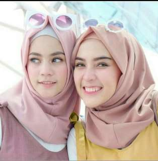 Jilbab Kerudung hijab instan shalwa
