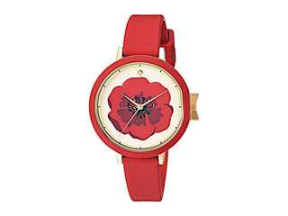 BRAND NEW KATE SPADE Park Row Silicone Watch