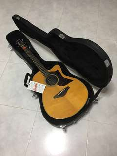 (Cheapest rate)Yamaha Acoustic-Electric AC1M Guitar