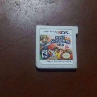 super Smash Bro 3DS