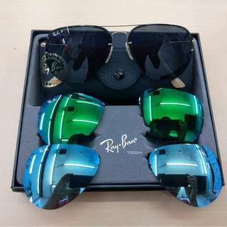 Ray-Ban Flip-out Shades OEM