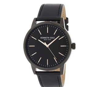 BRAND NEW KENNETH COLE Leather Watch