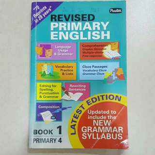 📬Revised Primary English Book 1 Primary 4