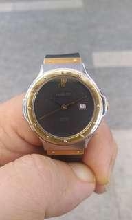 Hublot MDM Geneva Half Gold 32mm. Watch only