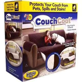 Couch Coat- Double