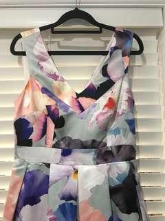 Portmans Size 10 Floral Dress