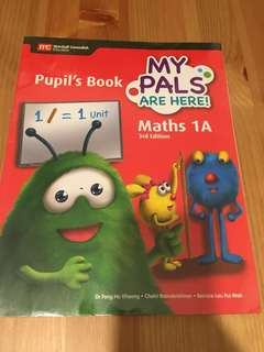 Primary 1 Textbooks