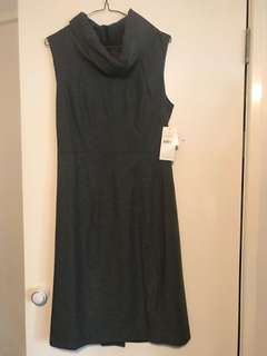 Cue BNWT - Grey dress Size 12
