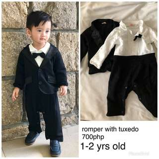 Tuxedo for baby boy