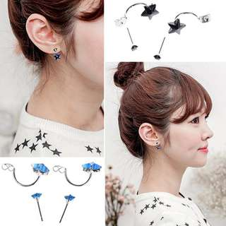 Cute Korean Style Ear Studs