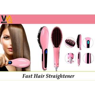 Fast Straightening Brush