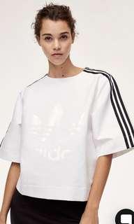 BRAND NEW ARITZIA adidas shirt