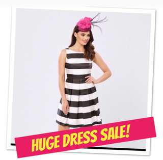 Dress sale! Cue, Review, Portmans, Jacquie E