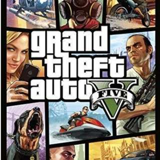 cheap GTA 5 PC Digital cd-key