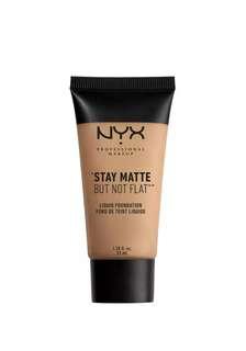 Stay matte but not flat foundation - Beige