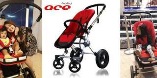 Baby ace 6-in-1 stroller