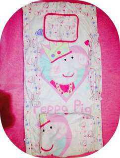 ORIGINAL peppa pig comforter set