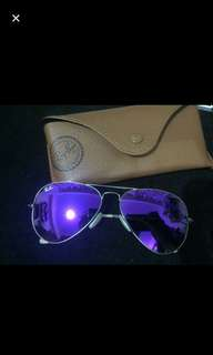 Authentic Aviator by Rayban
