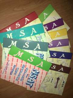 SAP and MSA books for college and gradeschool
