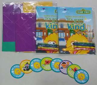 Brandnew Activity Books with Crayons & Mini Diy 3 Layers Storage Box & Assorted Design Stickers