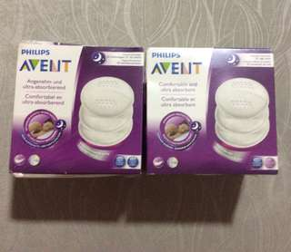 Avents Breast pads (night)