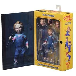 NECA Chucky – 7″ Scale Action Figure – Ultimate Chucky