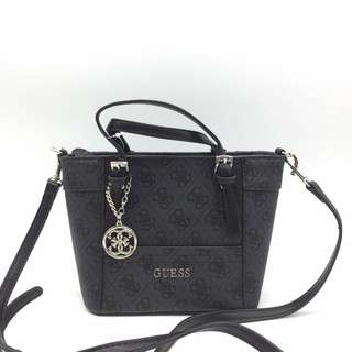 Original Guess Handbag Black