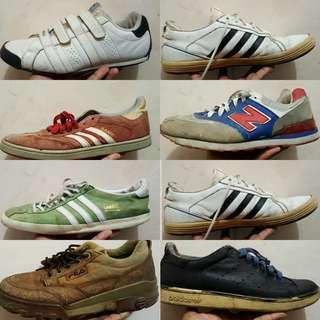 Adidas fila new balance