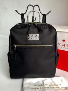 Authentic branded backpack