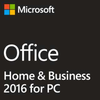 🚚 Microsoft Office Home & Business 2016 for PC (Perpetual, Genuine License)
