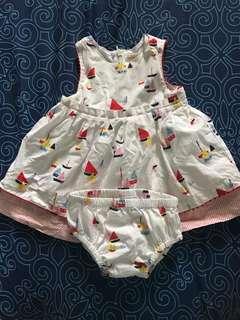 Gymboree Dress 0-3mons