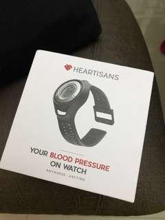 Heartisans血壓手錶