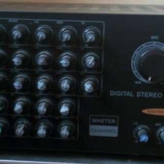 "Dijual Mixer Amplifier ""CARVER"""