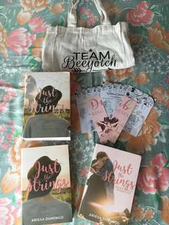 JUST THE STRINGS Bundle - wattpad