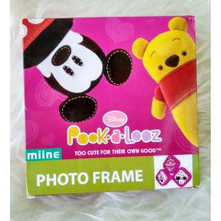 Disney Pook A Looz Photo Frame