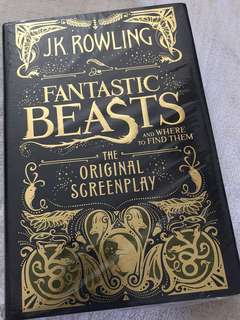 JK Rowling's Fantastic Beasts and Where to Find Them