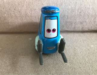 Cars Characters - Luigi