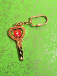 Keychain original from Poland