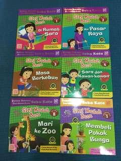 Kindergarten book