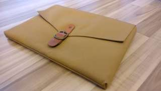"Fabrix Handmade 13-14"" Laptop Folio Case / Sleeve"